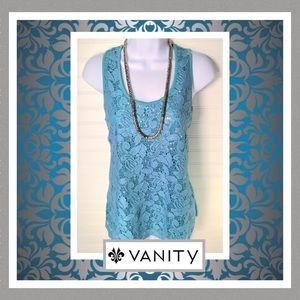 👚 Vanity Racerback Tank Top